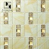 Golden Leaf Mosaicos de vidro
