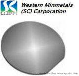Rentables de cristal simple oblea de silicio de 50-200 mm en Western Minmetals
