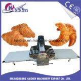 Balanceo de escritorio Sheeter de la pasta del Croissant de los pasteles