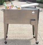 Edelstahl-Kühlvorrichtung-Kasten des Patio-Getränk60qt