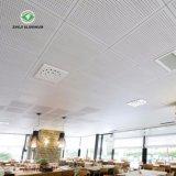 Hospital azulejos de techo aluminio con clip de metal perforado de la Junta de techo