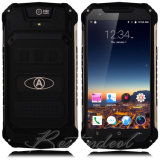 De geopende Androïde Telefoon van Cellphone van de Kern van de Vierling 3G Cellulaire Slimme