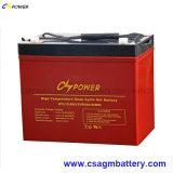 Cspower tiefe Gel-Batterie-Marine-Batterie der Schleife-12V 85ah