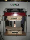 Cadeira que dá forma à máquina com aquecimento do Hf