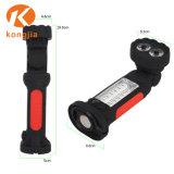 Kampierendes Auto-Arbeits-Licht des Taschenlampeportable-2+14 LED magnetisches