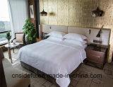 Fünf-Sternehotel-Luxuxkönig Size White Duvet Cover