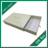 인쇄를 가진 엄밀한 서류상 서랍 선물 상자