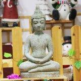 2018 de Nieuwe Mediterende Decoratie van het Standbeeld van Boedha Openlucht