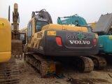 Usa/de segunda mano Volvo ce210blc excavadora de cadenas Excavadoras maquinaria de construcción Volvo en Suecia Original