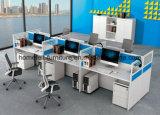As estações de trabalho moderna com gavetas amovíveis