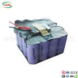 Paquete de la batería de litio de la farola 12.8V 18ah LiFePO4 de la batería 4s4p LED