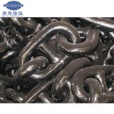 Fábrica de cadenas de amarre Offshore/ Fabricante, con certificado de clase