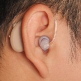 USB personal del amplificador de la audiencia recargable, ligero, portable, 3 brotes del oído del silicón