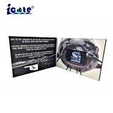 """Alimentação de fábrica 4.3"""" 2GB de memória de vídeo LCD digital Brochura/placa de vídeo"""
