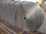 압력 용기 u-튜브 뭉치
