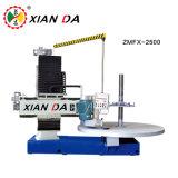 Zmfx-2500 Tapa de la columna y el perfil de base de la máquina de corte de piedra de granito mármol&