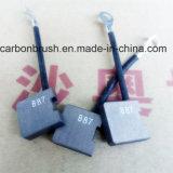Поставляя щетка углерода металла B87 для частей мотора запасных