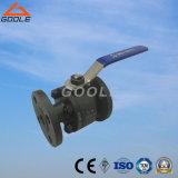 800lb/2500lb ensanchó la vávula de bola de acero forjada PCS de flotación 2 (Q41F)