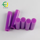 Paquete de Productos Cosméticos coloridos de plástico Tubo de la barra de labios