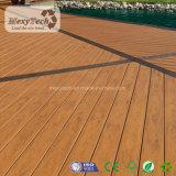 Decking compuesto plástico de madera de Foshan WPC