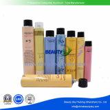 Tubo di alluminio vuoto impaccante della crema di cura del corpo dell'estetica di colore dei capelli