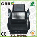 Der Gbr Stadt-Farben-96PCS 10W RGBW im Freien Licht Wand-der Unterlegscheibe-LED