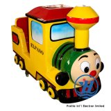 Máquina de jogo do passeio do Kiddie do trem (ZJ-K20)