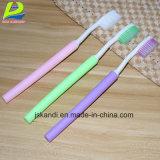 Sharp doble cepillo de plástico blando en adultos