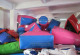 Gonflables populaire commerciale Paintball Paintball gonflable Bunkers/ adulte Design personnalisé disponible sur le terrain