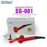 Het gezonde Roken Seego SG-001 de Gezonde Grote Elektronische Pijp van de Sigaret Vape
