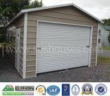 Godown de la estructura de acero, casa modular ligera de la estructura de acero