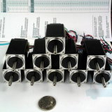 1.8 grado 28mm 2 Fase Micro Motor de pasos de la NEMA 11