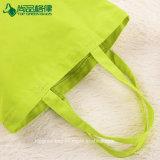 Formkundenspezifischer zurückführbarer Tote-Segeltuch-Beutel-jugendlich Schulter-Einkaufstasche für Arbeitsweg