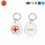 ISO 14443A 아BS NFC Keyfob