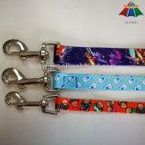 Correo de nylon personalizado del collar de perro de animal doméstico de la impresión ajustable del traspaso térmico