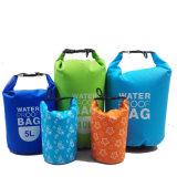 Yesrs nessun protesta zaino asciutto del sacchetto della prova dell'acqua del tubo del pacchetto su ordinazione dell'oceano