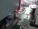 低価格の自動トイレットペーパーのペーパーバンドは切断の機械装置を見た