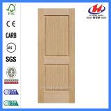 Дверь Veneer дверной рамы конструкции двойной двери селитебная нутряная