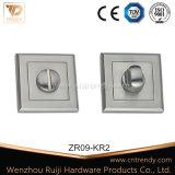 Acessórios de porta brasão liga de zinco Roseta do Cilindro (ZR05-CL)