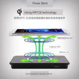 Côté sans fil de pouvoir de remplissage pour le chargeur de téléphone mobile de W3 de Pesz