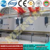 Машинное оборудование гидровлической плиты Wc67K-CNC, тормоз давления листа, тормоз давления CNC