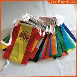 "На складе 2018 World Cup String флаг полиэстер 6"" X 9"" Уругвай Бунтинг флаги"