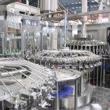 Linha de produção de enchimento do suco quente do frasco de vidro de frasco do animal de estimação