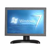 10.1 Zoll HD Monitor CCTV-LCD mit Metallgehäuse HDMI/BNC/VGA/USB