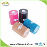 High quality of sport Kinesiology Tape with Color box