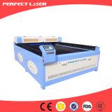 Grabador y cortador del laser del CO2 con el vector de funcionamiento grande