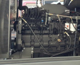 SDP350G 디젤에 의해 모는 휴대용 나사 공기 압축기