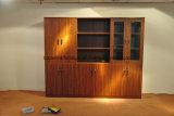 木製のオフィスの記憶のファイルキャビネットの調節可能な本箱