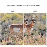 HD 16MP 1080P de la Cámara de rastros de videojuegos para la caza con Ce certificación FCC