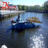 自動水生Weedの打抜き機の川のクリーニングのボート